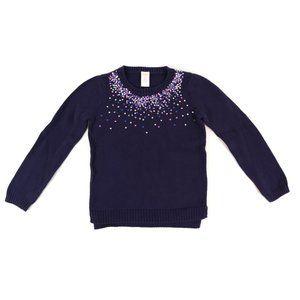 GYMBOREE sweater, girl's size M (7-8)
